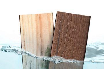 Trex Decking Versus Wood Decking